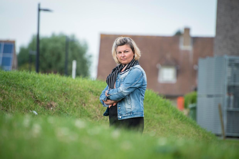 Sandra Devinck, directrice OVSG-basisschool De Wijzer in Kuurne. 'Elke leerkracht heeft wel een probleemkind.'