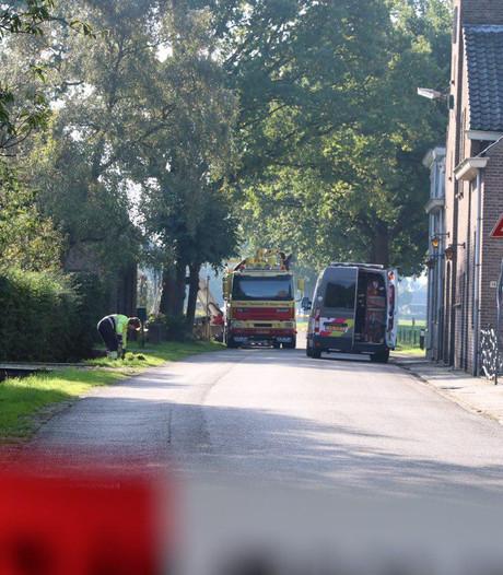 Basisschool ontruimd na vondst gaslek in Sint Jansklooster