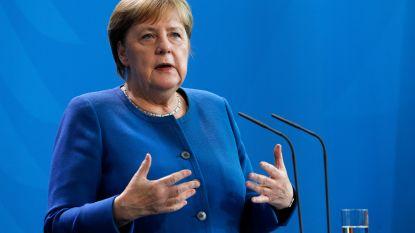 Merkel weigert vragen te beantwoorden omtrent uitwijzing Russische diplomaten na moordzaak