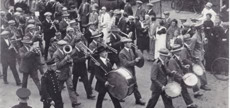 Harmonie Wierden 100 jaar: muziekvereniging kijkt terug