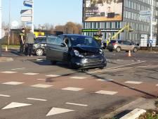 Kruising afgesloten na ongeluk in Hengelo