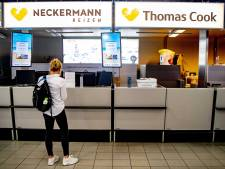 20.000 claims SGR na faillissement Thomas Cook