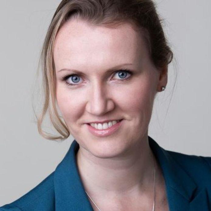 Leonie Verstering is de nummer 3 van de PvdD.