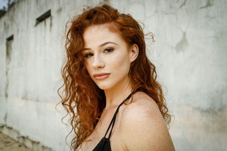 Verleidster Lizzy uit het nieuwe seizoen van Temptation Island.