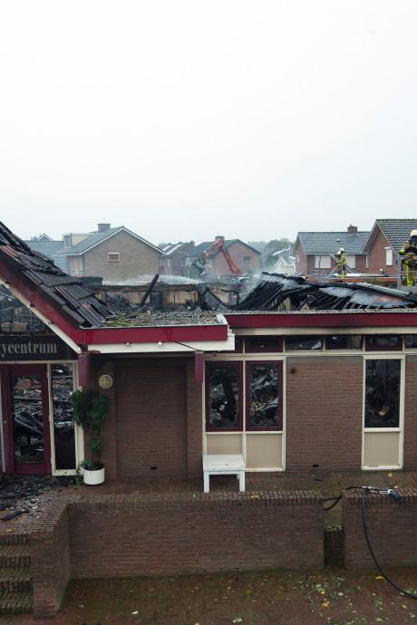 Geen brandstichting bij partycentrum Lara in Loil