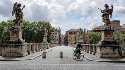 Rome omarmt de fiets en gaat de Amsterdamse toer op