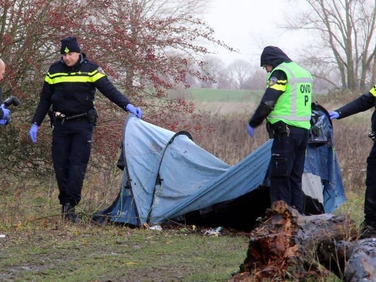 Zwaar onderkoelde man gevonden bij Zandmeren in Kerkdriel