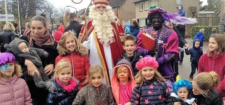 Sinterklaas bezoekt zondag ook Helvoirt