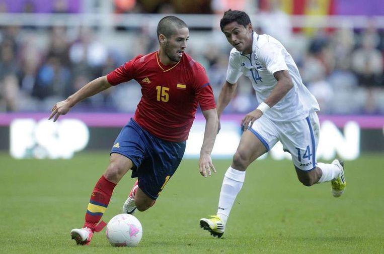 Hondurese international voor Anderlecht   De Volkskrant