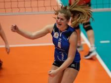 Sliedrecht Sport en Lycurgus winnen volleybalbeker