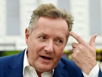 """Piers Morgan bindt strijd aan tegen coronakilo's: """"Nog nooit zo zwaar geweest als nu"""""""
