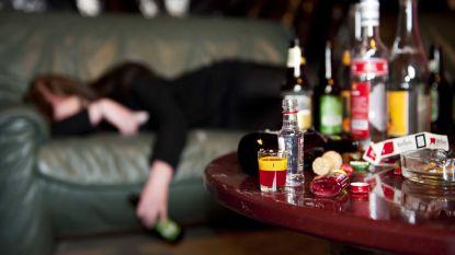 Steeds meer 12-jarigen op spoed na drankmisbruik