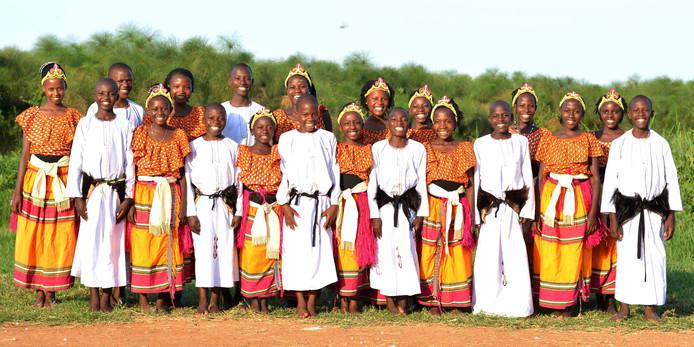 Kinderkoor Mwangaza