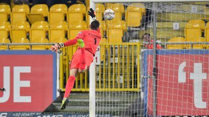 VIDEO: de beste momenten uit de play-off 2-duels: Cevallos gaat Beckham achterna met lob vanop de eigen helft, Gorius spijkert de bal in het kruis