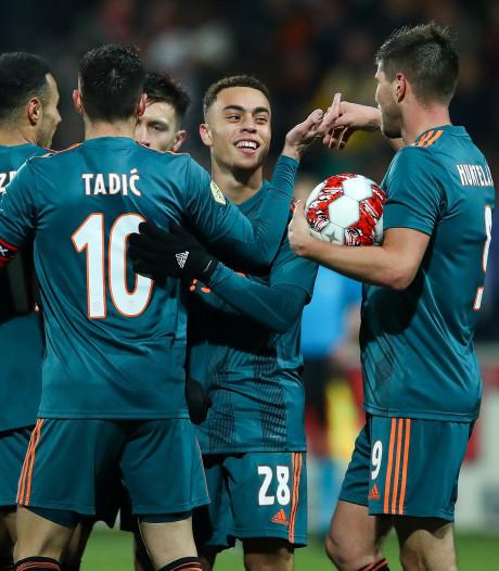 Ajax treft De Graafschap-beul, Heerenveen al jaren zwak tegen eredivisionisten