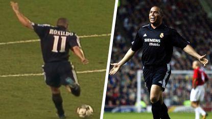 Eén van de meest opmerkelijke prestaties in het moderne voetbal: Cristiano was niet eerste Ronaldo die hattrick scoorde op Old Trafford