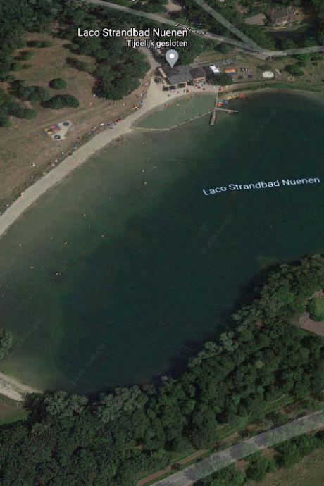 Patstelling gemeente en Laco: Strandbad Nuenen blijft mogelijk dicht voor zwemmers
