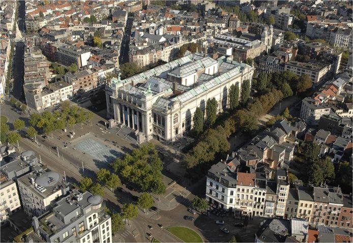 Luchtfoto Antwerpen