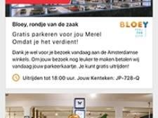Apeldoorns bedrijf ontwikkelt app om tijdens winkelen te sparen