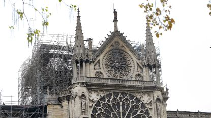 """""""Zwakke plekken"""" vastgesteld in structuur van Notre-Dame"""
