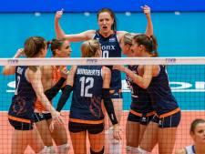 Volleybalsters beginnen World Cup in Japan met zege op Argentinië