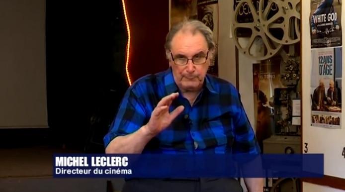 À l'origine, on trouve Michel Le Clerc, retraité de 90 ans et ancien documentariste