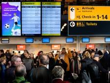 Eindhoven Airport heeft opnieuw last van dichte mist, vier vluchten geannuleerd