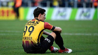 """Mechelen-speler Verdier, nog op de loonlijst van Eupen, bijzonder scherp: """"Moeskroen heeft de Pro League niet gerespecteerd"""""""