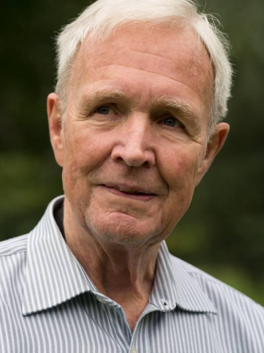 Oud-politicus van D66, Jan Terlouw