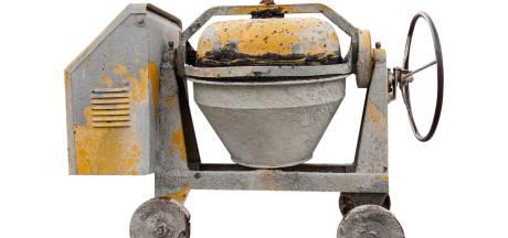 Cementmolens kunnen weer volop draaien in Olst-Wijhe