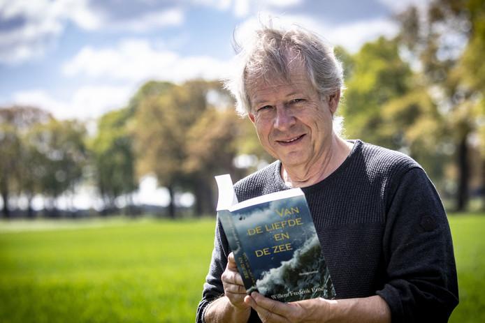 Willem Frederik Erné, de auteur van 'Van de liefde en de zee'.