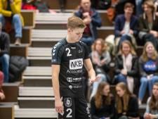 Volleyballers VCV krijgen geen poot aan de grond in Zaanstad