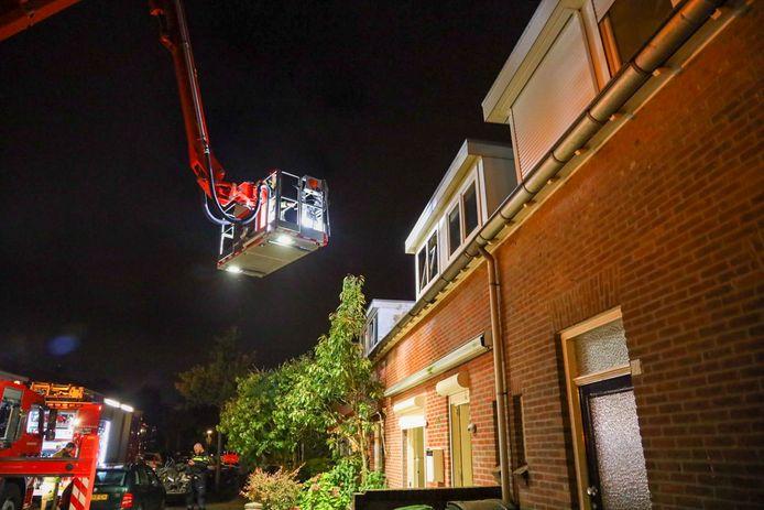 Woningbrand Eindhoven