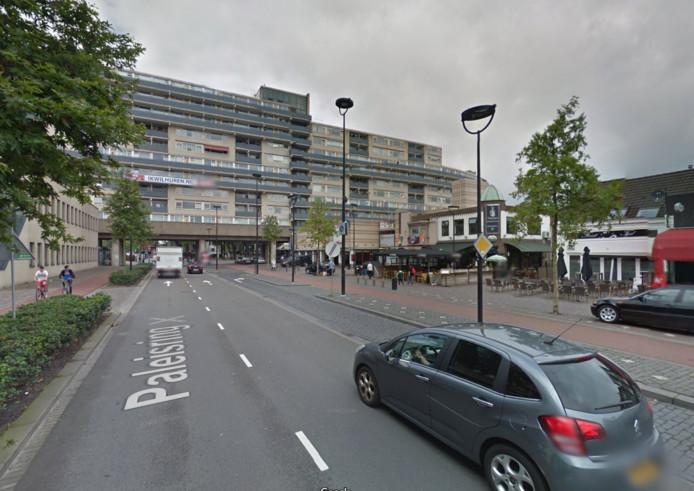 De Paleisring in Tilburg.