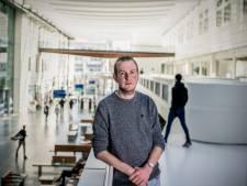 Oud-Enschedeër Bas is onderzoeker bij Erasmus UMC: 'Virus kwam al snel niet meer van één bron'