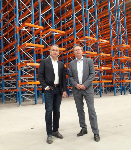 Fabory in Tilburg steekt zich met 'voorraadkast' en kantoor in het nieuw