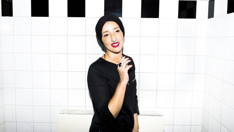Fatima Elatik. Beeld Foto: Sanne De Wilde