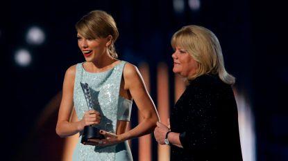 """Moeder van Taylor Swift heeft hersentumor: """"We weten niet wat er gaat gebeuren"""""""