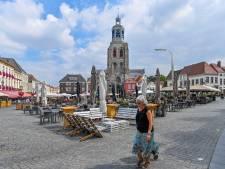 Minder Belgen, steward op de Markt en geen braderie: gevolgen coronamaatregelen zichtbaar