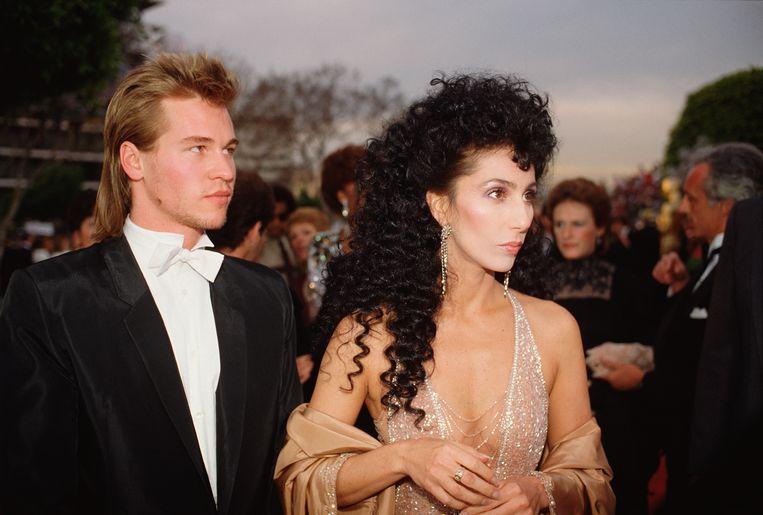Cher en Val Kilmer