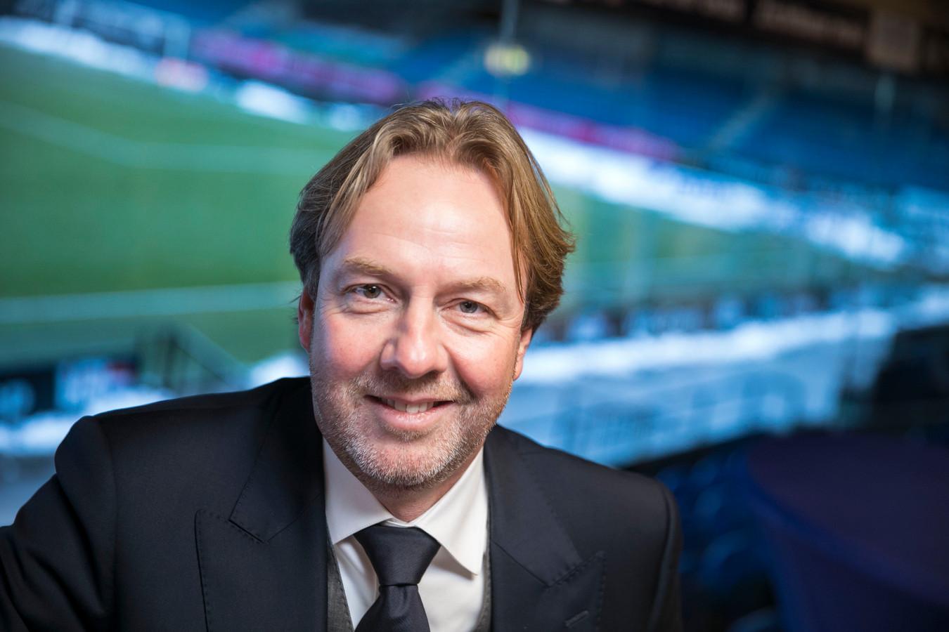 Ronald Onink nieuwe voorzitter FC Eindhoven