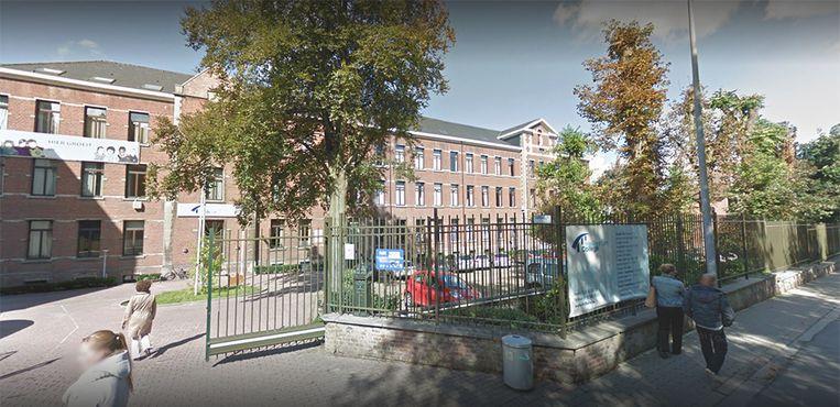 Het Heilig Hartcollege in Halle
