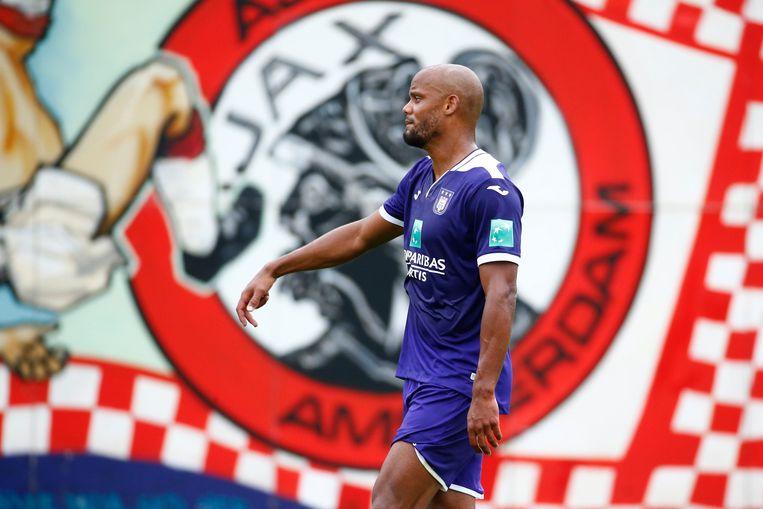 Kompany en Anderlecht oefenden deze zomer in en tegen Ajax.