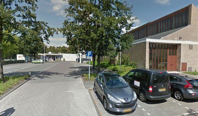 Huis van de Westrand aan het Lucasplein Foto Google Maps