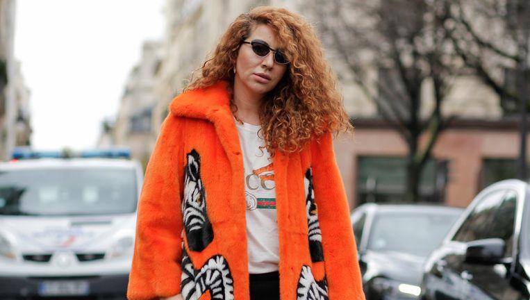Ontwerper Natasha Zinko, eigenaar van een eigen mode- en sieradenlabel. Beeld Team Peter Stigter