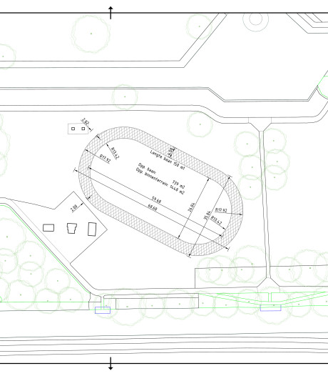 Mini skeelerbaan in park Noordwest op de lange baan, teleurstelling groot bij initiatiefnemers