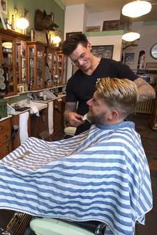 Vriend vertelde kapper Joucke in de stoel van kanker: 'Haal het er maar af'