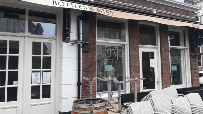 Bottles & Bites in de Korenbrugstraat is eigendom van de woensdag aangehouden Bosschenaar.