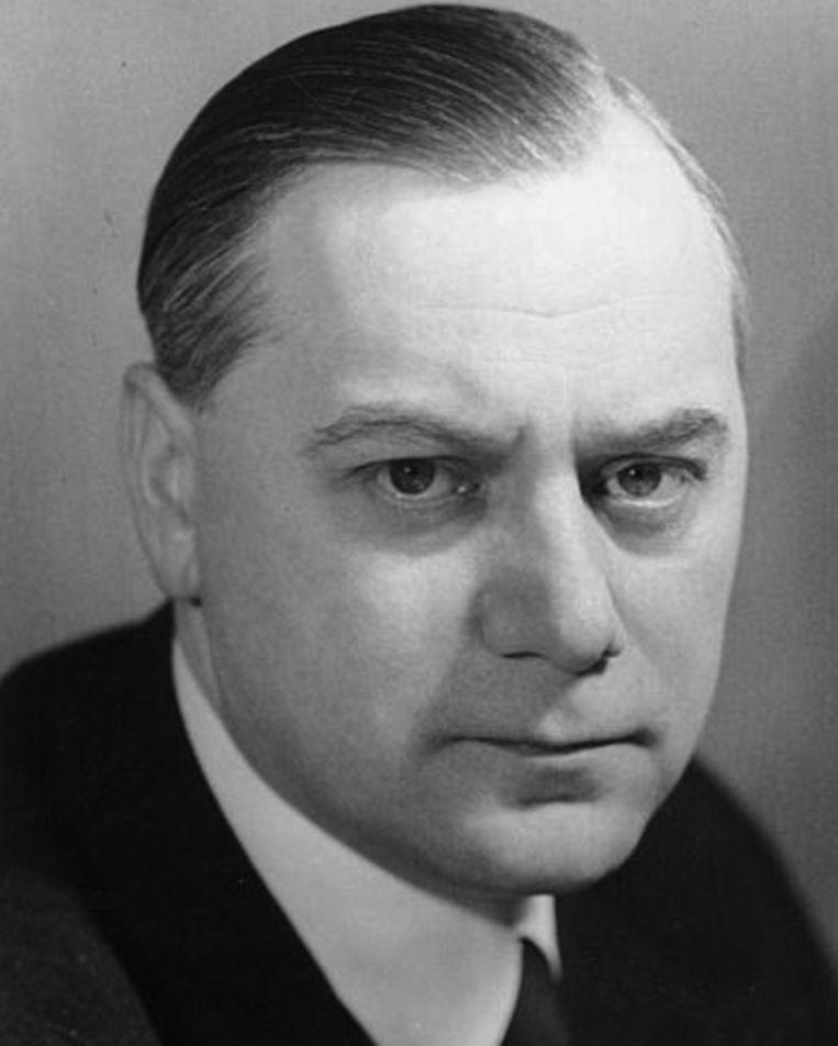 Alfred Rosenberg Beeld Bundesarchiv