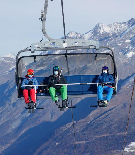 Oostenrijk hoopt dat totale lockdown het wintersportseizoen kan redden